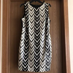 Vince Camuto Sequined Dress, EUC, 12